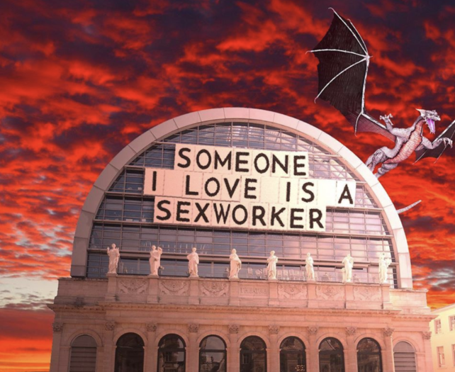 Someone I love is a Sex Worker, Someone You know is a Sex Worker