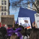 Pancartes manif 8 mars